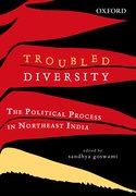 Cover for Troubled Diversity
