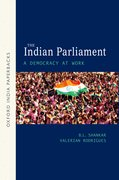 Cover for The Indian Parliament: