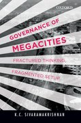 Cover for Governance of Megacities