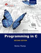 Cover for Programming in C