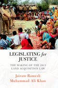 Cover for Legislating for Justice
