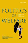 Cover for Politics of Welfare