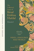Cover for Mind, Language and World