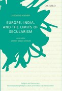 Cover for Europe, India, and the Limits of Secularism