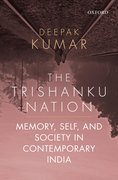 Cover for The Trishanku Nation