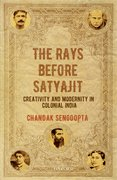 Cover for The Rays Before Satyajit