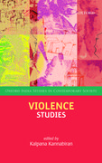 Cover for Violence Studies