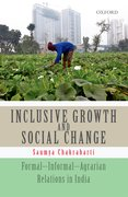 Cover for Inclusive Growth and Social Change
