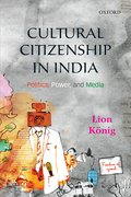 Cover for Cultural Citizenship in India