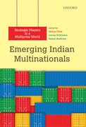 Cover for Emerging Indian Multinationals