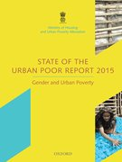 Cover for State of the Urban Poor Report 2015