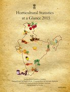 Cover for Horticultural Statistics at a Glance 2015