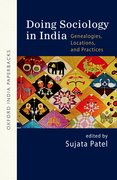 Cover for Doing Sociology in India