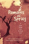 Cover for Remains of Spring
