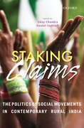 Cover for Staking Claims
