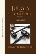 Cover for Judges of the Supreme Court of India