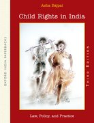 Cover for Child Rights in India - 9780199470716