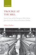 Cover for Trouble at the Mill