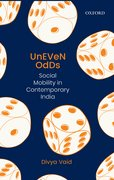 Cover for Uneven Odds