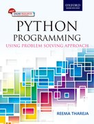 Cover for Python Programming