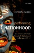 Cover for Performing Nationhood