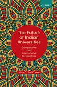 Cover for The Future of Indian Universities