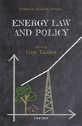 Cover for Energy Law and Policy