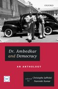Cover for Dr. Ambedkar and Democracy