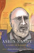 Cover for Ashis Nandy