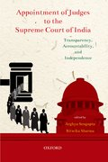 Cover for Appointment of Judges to the Supreme Court of India