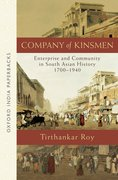 Cover for Company of Kinsmen