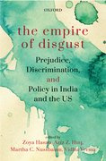 Cover for The Empire of Disgust
