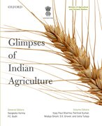 Cover for Glimpses of Indian Agriculture