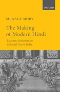 Cover for The Making of Modern Hindi