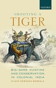 Cover for Shooting a Tiger