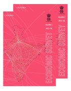 Cover for Economic Survey 2017-18, Volumes I and II