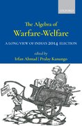 Cover for The Algebra of Warfare-Welfare