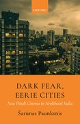 Cover for Dark Fear, Eerie Cities