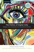 Cover for The Politics of Digital India