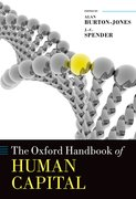 Cover for The Oxford Handbook of Human Capital