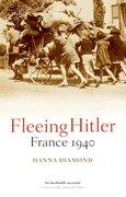 Cover for Fleeing Hitler