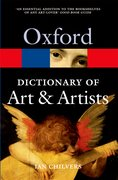 Cover for The Oxford Dictionary of Art and Artists