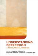 Cover for Understanding depression