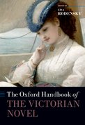 Cover for The Oxford Handbook of the Victorian Novel
