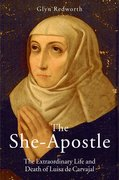 Cover for The She-Apostle