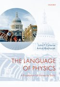 Cover for The Language of Physics