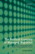 Cover for The Political Economy of Managed Migration