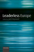 Cover for Leaderless Europe