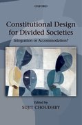 Cover for Constitutional Design for Divided Societies