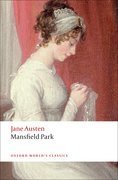 Cover for Mansfield Park - 9780199535538
